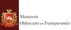 Ministry of Obfuscation and Transparency